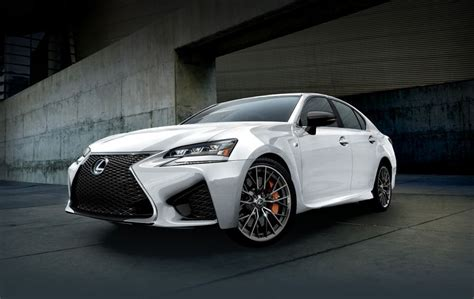 lexus gsf white experience exhilarating the 2018 lexus gs f combines