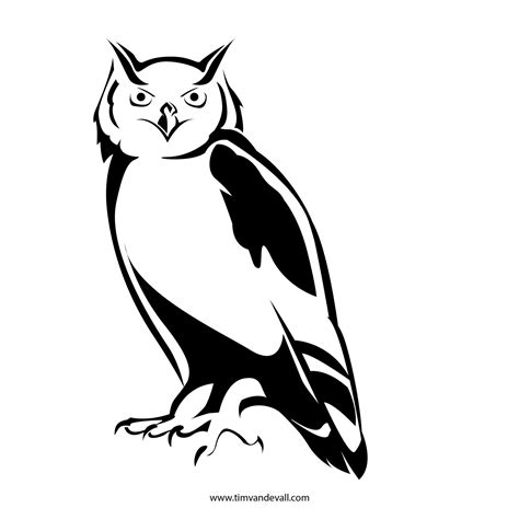 printable owl stencils 6 best images of owl outline printable how to draw owl