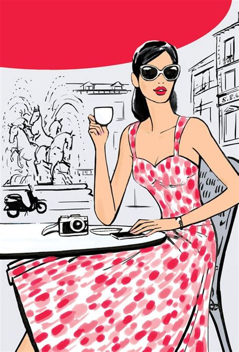 fashion illustration agency 3952 best images about ilustraciones on