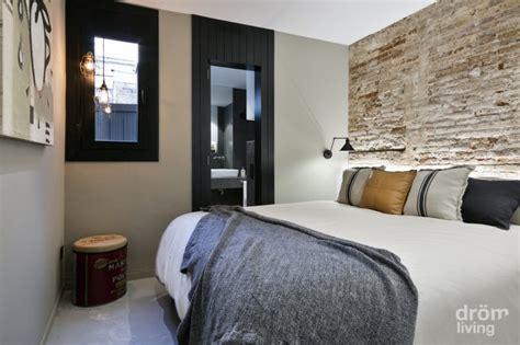 parete da letto decorare una parete con le pietre in da letto 20