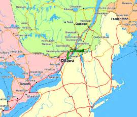 map of cornwall ontario canada cornwall map and cornwall satellite image