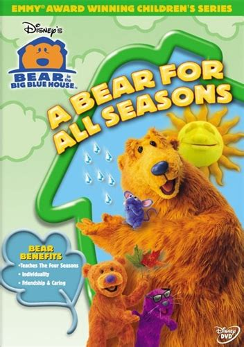 A House For The Season In The Big Blue House A For All Seasons New