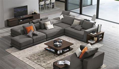 divano grigio scuro amadeus soggiorni e divani divano di design