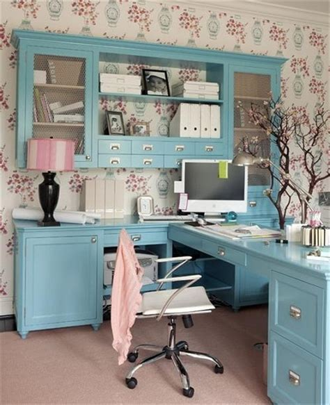 ideas for decorating a home office 24 fancy fabulous feminine office design ideas