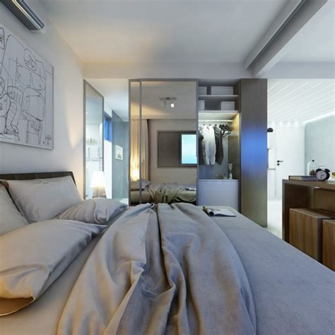 30 square meters 2 super small apartments under 30 square meters