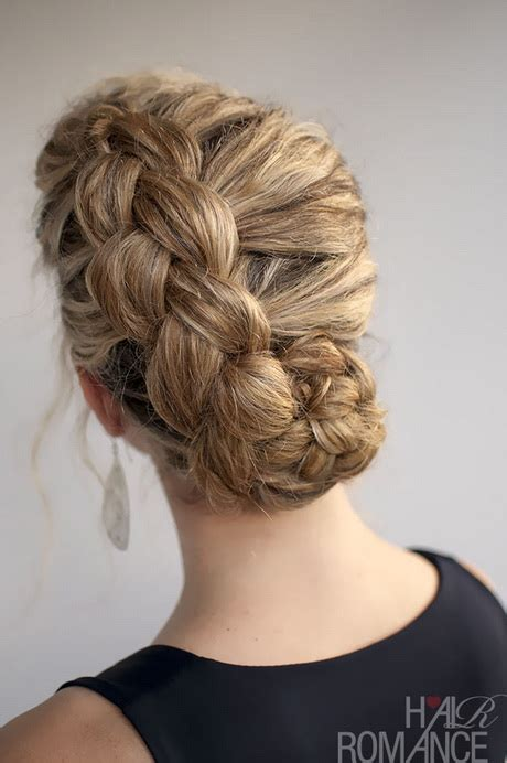 Braided Hairstyles With Curls by Braids And Curls Hairstyles