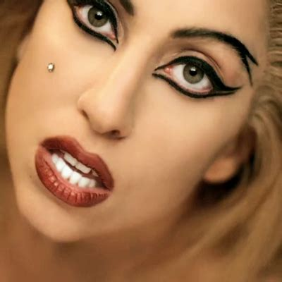 gaga eye color gaga eye makeup search crowd