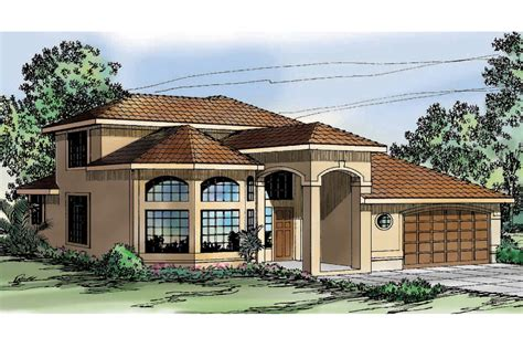Southwest Home Designs | 21 decorative southwest home design house plans 46705