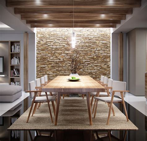 stone accent wall bedroom the natural side of neutral color palettes 5 inspiring homes
