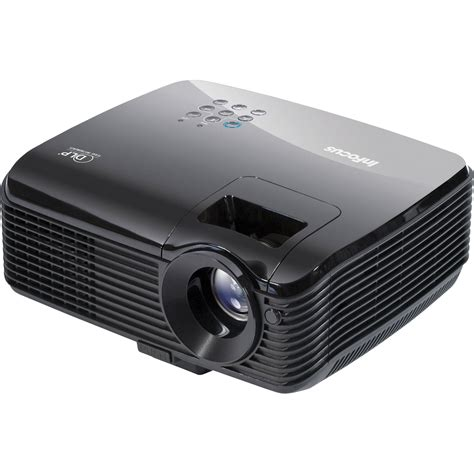 infocus in102 mobile dlp projector in102 b h photo