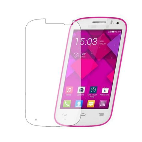 Zoe Waterproof Bag Alcatel Pop C3 screenguard glossy alcatel one touch idol mini