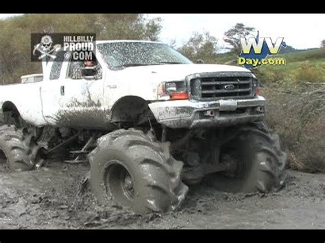 King Knob Offroad Park by Mega Trucks Mud Bogging 1 King Knob Road Park
