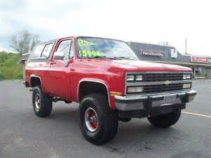 1991 Chevrolet Blazer For Sale Sell Used 1991 Chevy Blazer K5 In Waterbury Connecticut