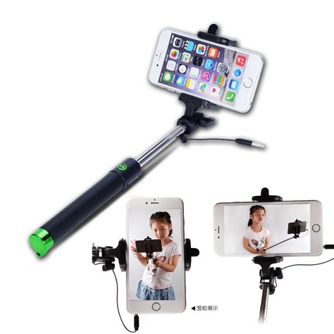 Monopod Samsung third 5 color free battery bluetooth selfie stick monopod for samsung galaxy s7 s6 s5 s4