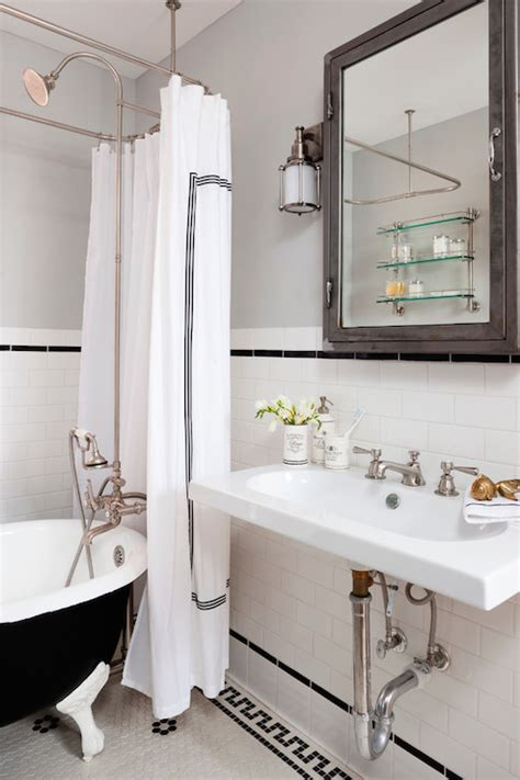 Pottery Barn Bathroom Ideas by Pottery Barn Shower Curtain Traditional Bathroom