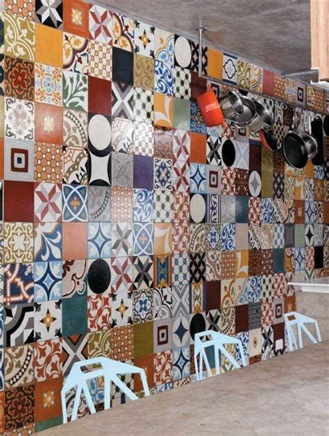 moroccan tiles kitchen backsplash moroccan tile backsplash add the charm of the