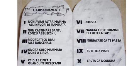 le tavole dei comandamenti ritrovate sul monte di monteroni le tavole dei 10