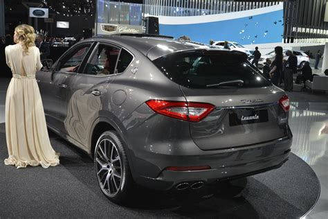 Maserati Official Site Usa 2017 Maserati Levante Priced From 163 54 335 In The Uk Gtspirit