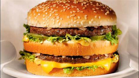 Big Mac Turns 40 by Big Mac Hits The Big 4 0 Cbs News