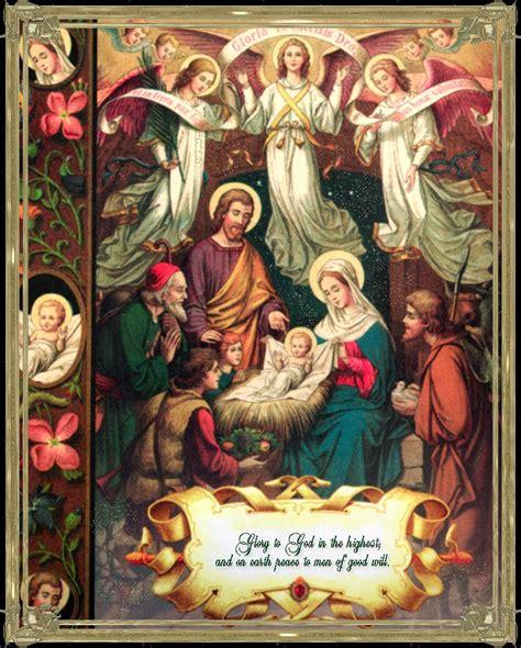 Catholic Activities: Free Printable Manger Scenes