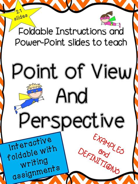 The Academic Point Of View by 49 Best Authors Point Of View Images On School