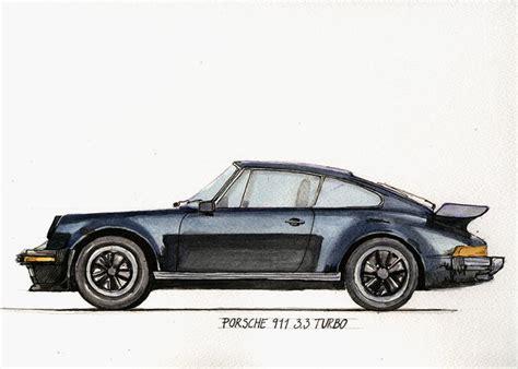 porsche turbo poster porsche 911 930 turbo poster by juan bosco