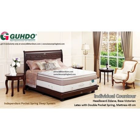 Matras Bed Olympic individual contour guhdo bed