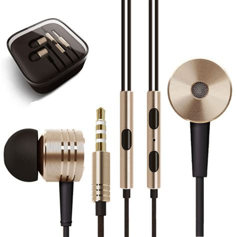 Headset Xiaomi Ori jual headset xiaomi piston 2 gold black grade