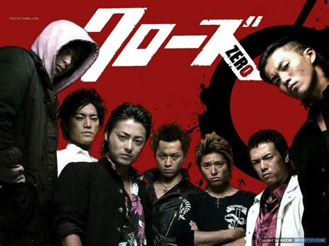 film genji vs serizawa crows zero wallpapers wallpaper cave