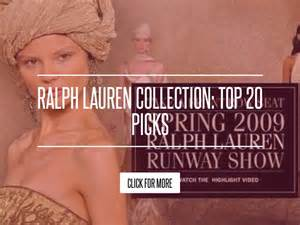 Ralph Collection Top 20 Picks by Ralph Collection Top 20 Picks Fashion