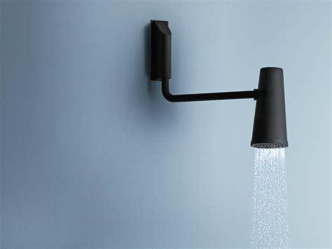 Shower Closer Closer Overhead Shower With Arm By Zucchetti Design Diego