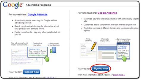 adsense google sites best ptc sites apply to google adsense