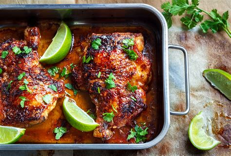oven roasted chicken recipe eatwell101