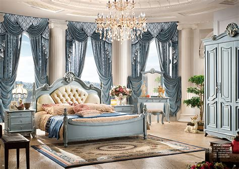 exclusive antique designed bedroom furniture for new homes