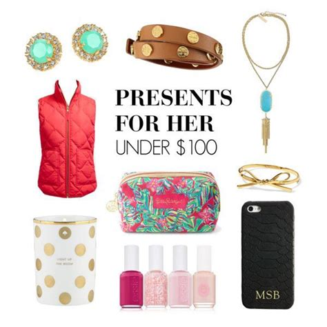 holiday gift guide presents for her under 100 sh4l by