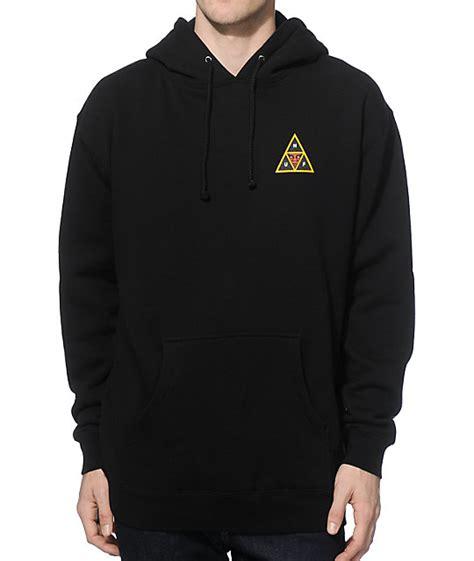 Hoodiezipper Obey huf x obey icon hoodie zumiez
