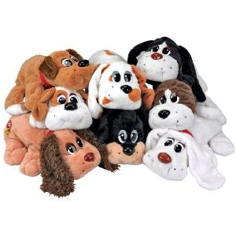 pound puppies stuffed animals flair pound puppies 13inch plush soft review compare prices buy