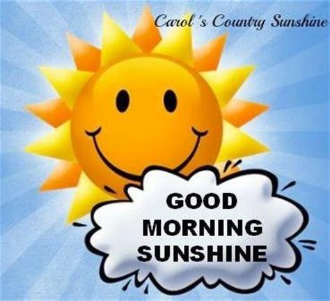 Good Morning Sunshine Meme - 1000 ideas about good morning sunshine on pinterest