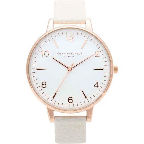 7 Pretty Watches by Burton Big White Mink