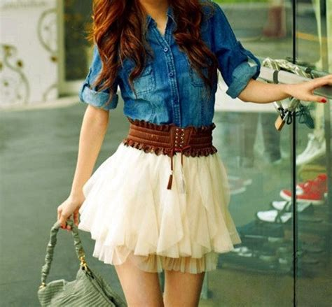 country style skirts country skirt western style