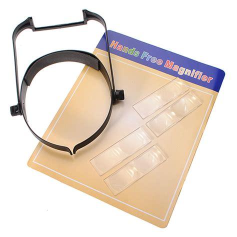 Kacamata Pembesar Baca Magnifier 1 6x 3 5x kacamata baca pembesar melihat benda kecil jadi lebih jelas walau dalam gelap tokoonline88