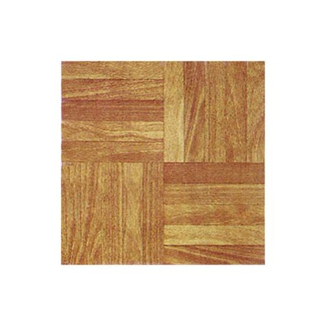 home dynamix 12 quot x 12 quot vinyl tile in light wood quantity