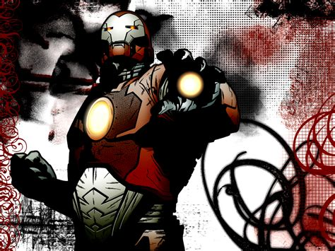 wallpaper cartoon man iron man wallpaper cartoon variants hd desktop