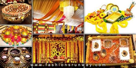 Indian Decorations For Home Wedding Mehndi Decorations Design Amp Ideas