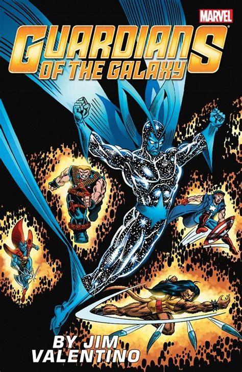 valentino of a legend books guardians of the galaxy by jim valentino vol 3 getcomics