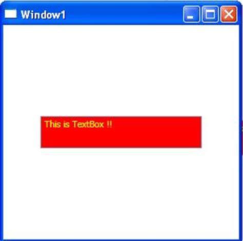 textbox horizontalscroll asp net mvc wpf textbox control in wpf
