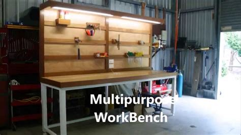 ultimate multipurpose workbench  french cleat tool