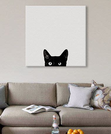 Glenka Black loving this curiosity wrapped canvas on zulily