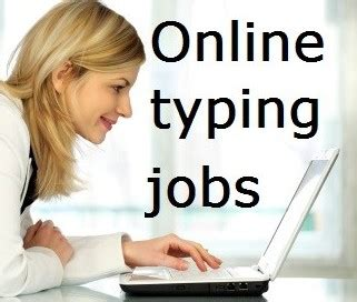 Make Money Online By Typing - how to earn money online without any investment from home