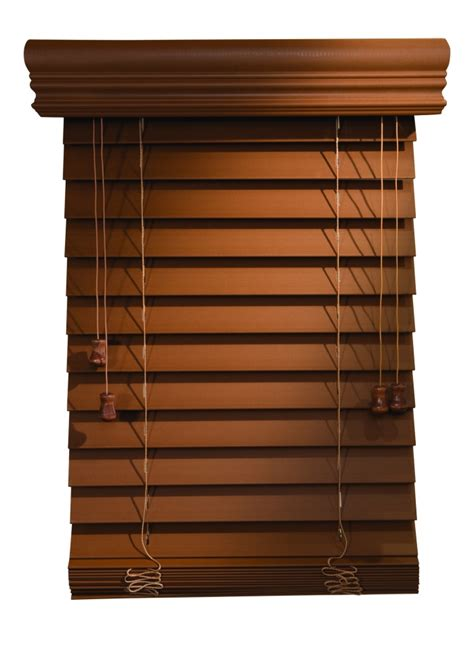 Faux Wood Blinds   The Dicor Corporation   Official Website